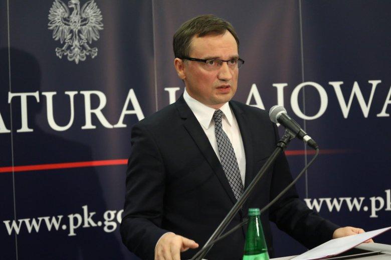 Minister Sprawiedliwości i Prokurator Generalny Zbigniew Ziobro otoczył się ludźmi, z którymi zna się od lat.