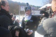 Andrzej Duda rozpoczął sezon narciarski. (Zdjęcie z kampanii wyborczej w 2015 roku).