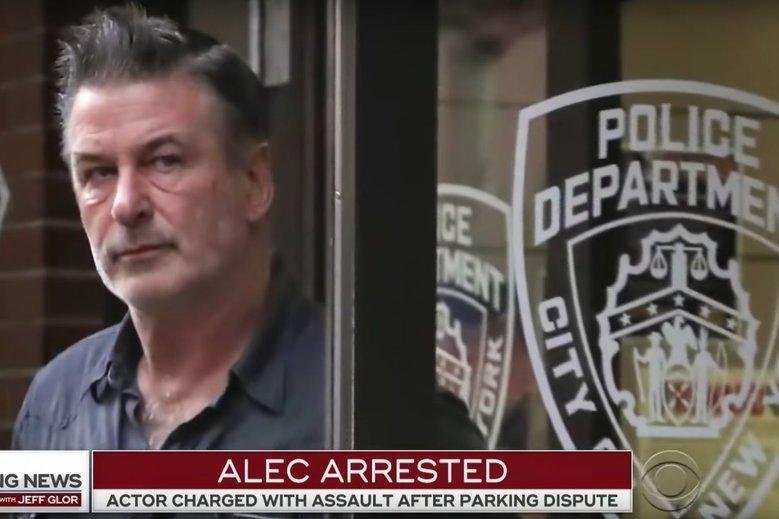 Baldwin został aresztowany rok temu