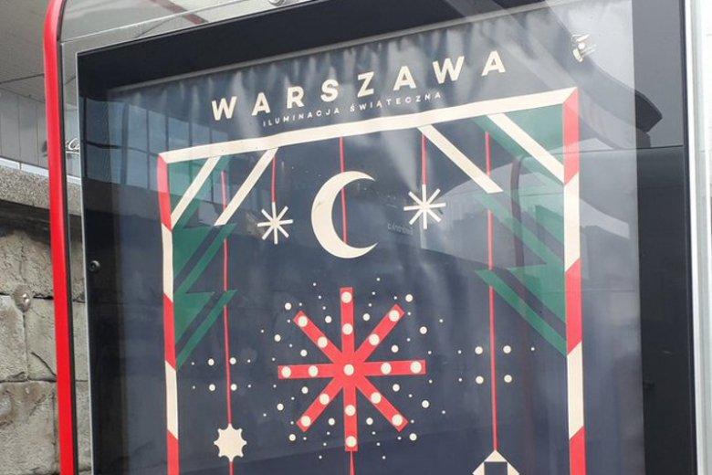 To księżyc na warszawskim plakacie ma podobno promować islam.