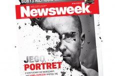 """Okładka najnowszego tygodnika """"Newsweek""""."""