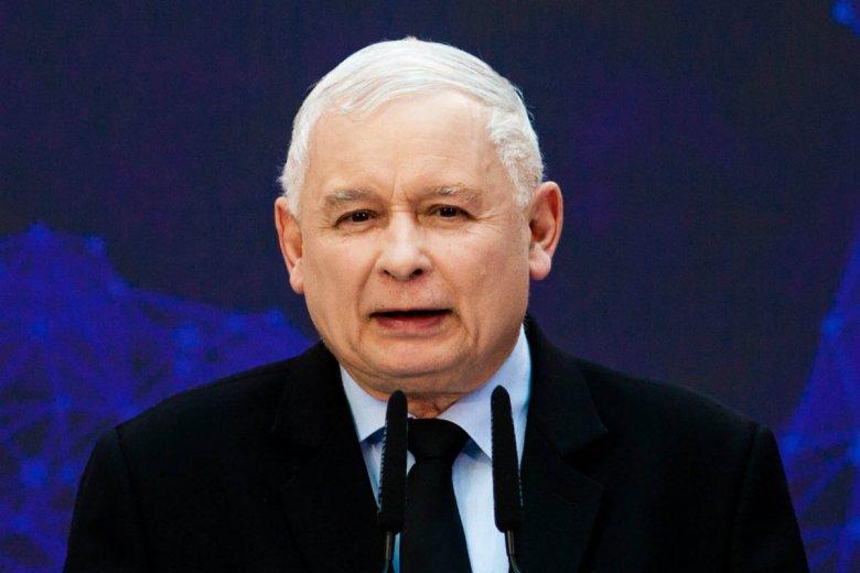 Jarosław Kaczyński w Kadzidle mówił głównie o tym, że PiS wywalczy więcej środków dla rolników z Unii Europejskiej.
