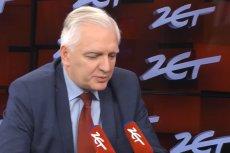 Jarosław Gowin przekonuje, że obóz dobrej zmiany postawi na Mateusza Morawieckiego jako premiera w nowej kadencji.