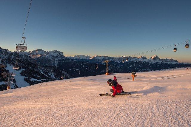 Dolomiti Superski to jeden z największych narciarskich kompleksów