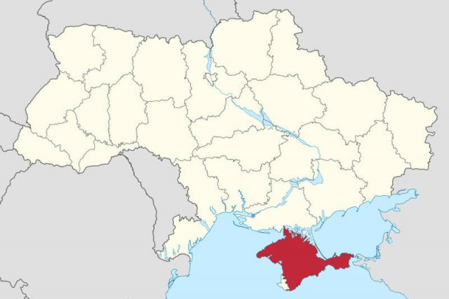 Kilka faktów na temat Krymu, na który patrzą dziś obserwatorzy sytuacji na Ukrainie.