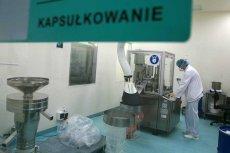 Eksport leków powoli staje się polską specjalnością