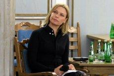 """"""" Ona nas okłamała"""" mówi Paulina Młynarska."""