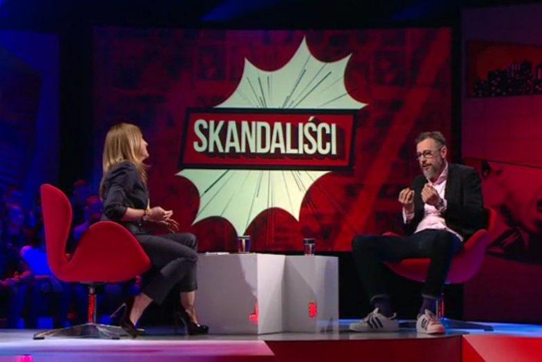 Szymon Majewski opowiedział o największym skandalu, jaki wywołał.