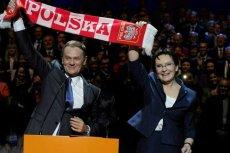 Beata Mazurek donosi, że na zapleczy PE spotkali się na 20-minutową rozmowę Ewa Kopacz i Donald Tusk.