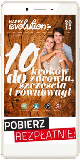 """Pobierz poradnik """"Happy Evolution - 10 kroków do zdrowia, szczęścia i równowagi"""" tutaj:  www.hipoalergiczni.pl/happyevolution/happy-evolution-10-krokow"""
