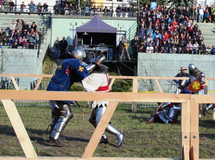 Mistrzostwa w Malborku odbyły się w długi weekend majowy