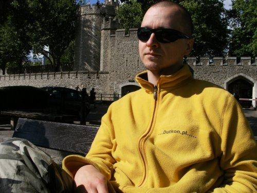 Maciej Dutko z powodzeniem prowadzi firmę zarejestrowaną w Wielkiej Brytanii.