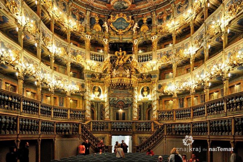 Opera Margrabiów w Bayreuth we Frankonii