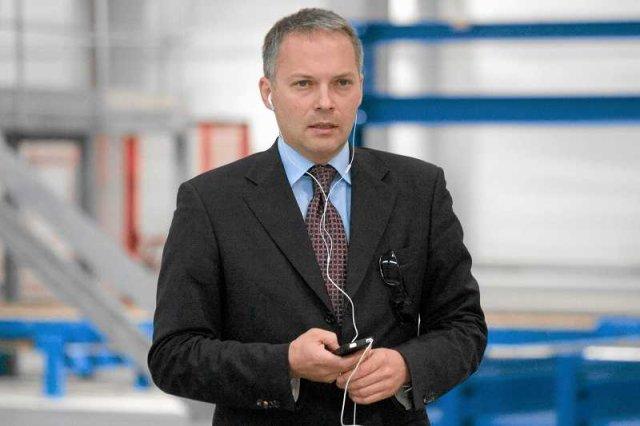 Poseł Jacek Żalek z PO