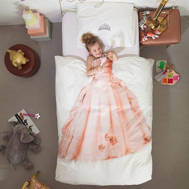 Pościel stworzona dla małej księżniczki