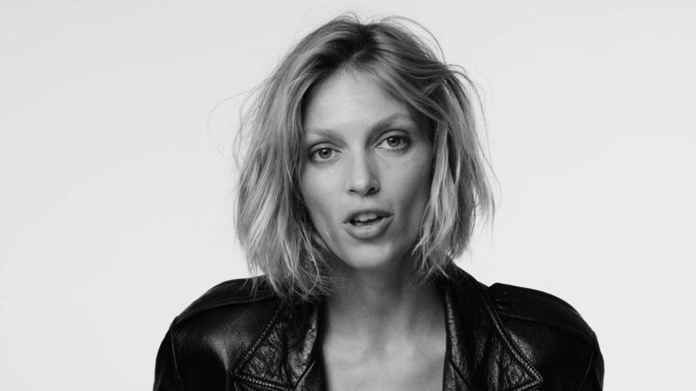 """Anja Rubik w kampanii """"W Magazine"""""""