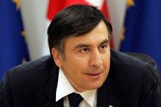 Michaił Saakaszwili, były prezydent Gruzji, wydalony z Ukrainy, znów trafił do Polski. Stąd chce udać się do Holandii.