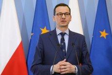 """Mateusz Morawiecki chce pozwać """"Gazetę Wyborczą"""". Dziennik trwa przy swoich ustaleniach i wydał oświadczenie."""