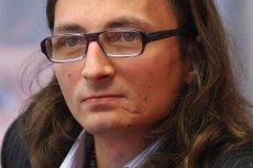 Jakub Śpiewak, były szef fundacji Kidprotect, który odszedł w atmosferze skandalu.