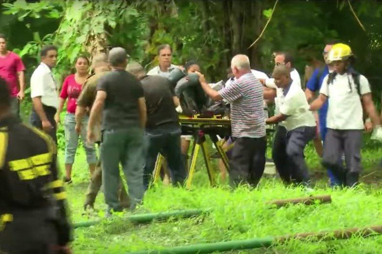 Katastrofę kubańskiego Boeinga 737 przeżyły trzy kobiety.