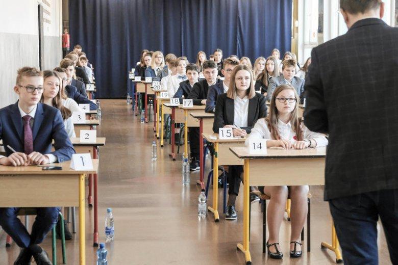 Jak podaje ministerstwo edukacji, wszystkie egzaminy odbyły się bez problemów.