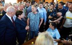 15 sierpnia 2017 roku ówczesna premier Beata Szydło a także Antoni Macierewicz i Jan Szyszko odwiedzili Rytel, przez który przeszła nawałnica.