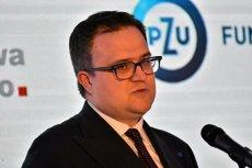 """Michał Krupiński jest określany jako """"złote dziecko PiS"""". Stanowisko w Pekao mógł stracić przez artykuł w """"Die Welt""""."""