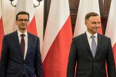 Jak Polacy oceniają prezydenta i premiera? Odpowiedź przynosi najnowszy sondaż IBRIS.