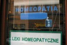 Na działanie homeopatii nie ma dowodów naukowych.
