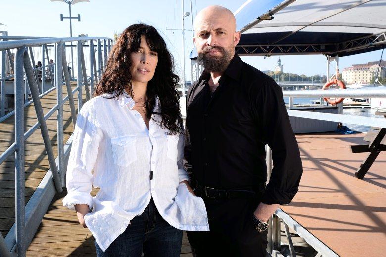 Angie Cepeda i Pitor Adamczyk stworzyli zgrany ekranowy duet