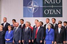 Prezydent Andrzej Dudę miał okazję porozmawiać z Donaldem Trumpem na szczycie NATO.