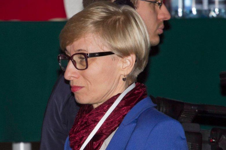 Europosłanka Beata Gosiewska może pożegnać się ze swoim stanowiskiem w przyszłym roku.