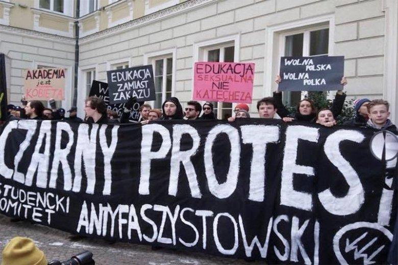 Studenci zrzeszeni w SKA już nie raz utarli nosa nacjonalistom i prawicowcom.
