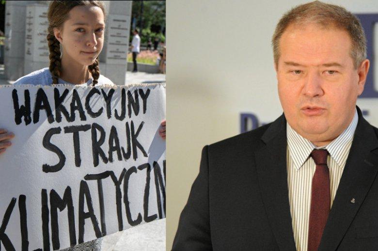 """""""Siedzę na otwartej werandzie, marznę i mam jedną prośbę do wszystkich panien strajkujących klimatycznie: dajcie sobie na luz, chociaż do listopada"""" - napisał 7 lipca na swoim profilu na Twitterze poseł PiS Leszek Dobrzyński. W taki sposób skomentował pro"""