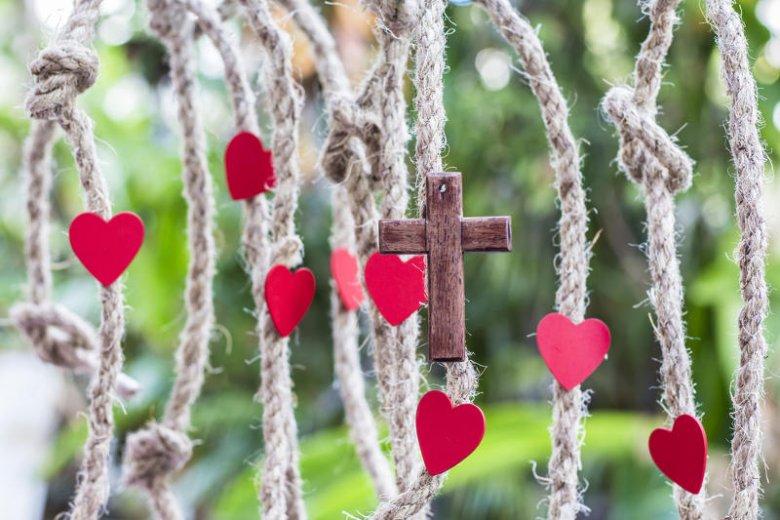 Miłość jest gwarantem płodności.