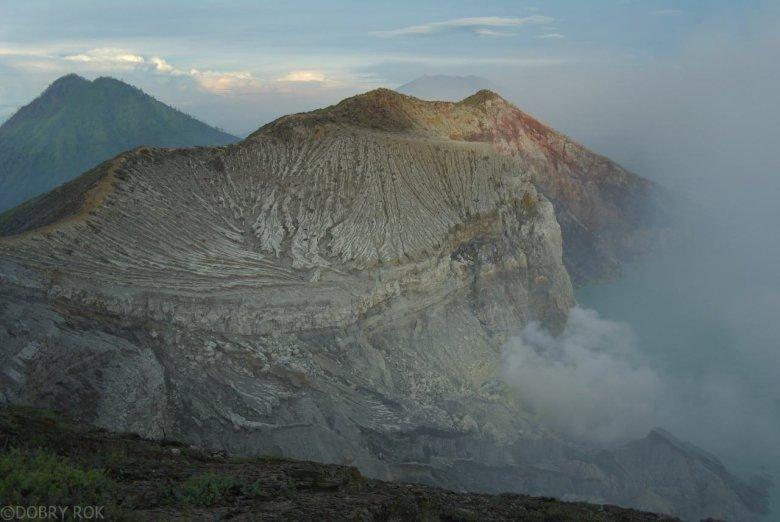 Wulkan Ijen, Jawa Indonezja