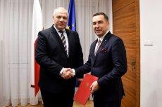Zbigniew Gryglas został wiceministrem w resorcie Jacka Sasina.