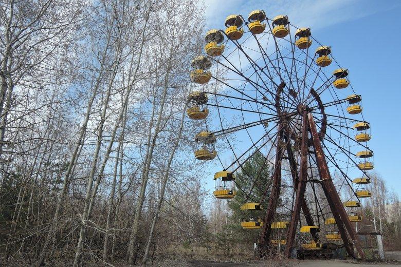 """Park rozrywki w Prypeci to """"must-see"""" każdej wyprawy do Zony"""