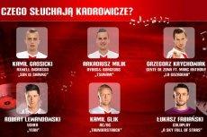 Tego słuchają Lewandowski i spółka!