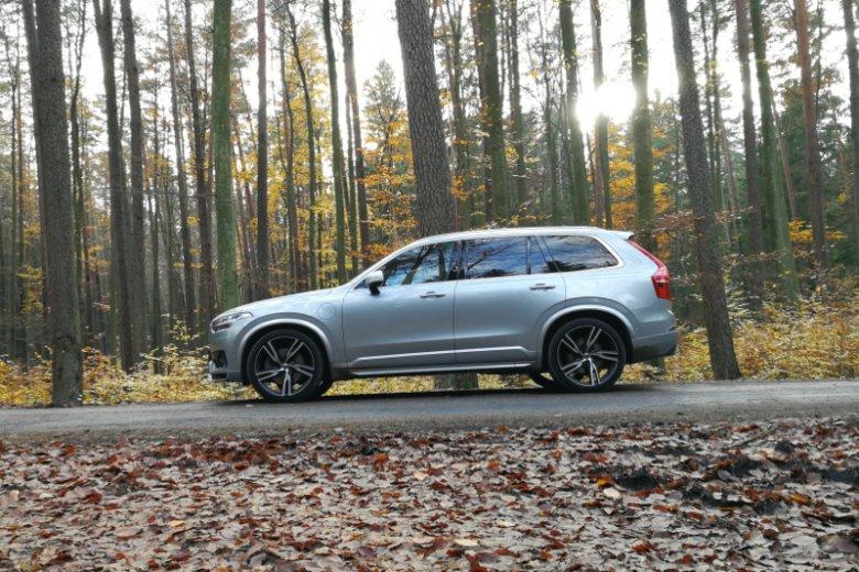 Na nowe XC90 Volvo kazało czekać aż 12 lat.
