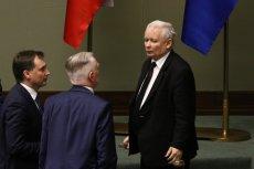 Jarosław Kaczyński ma przed sobą trudne rozmowy koalicyjne.