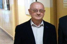 Stanisław Brzozowski publikował w sieci wulgarne wpisy.