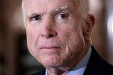 John McCain zapowiedział zakończenie leczenia nowotworu. Powodem jest postęp choroby i podeszły wiek.