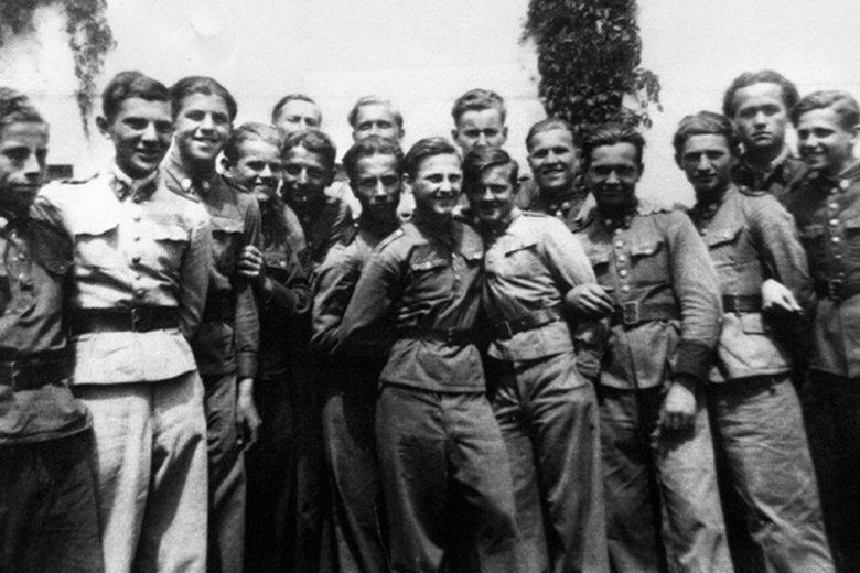 """Materiały z wystawy """"Powstańczy zryw w Czortkowie w 1940 roku""""."""