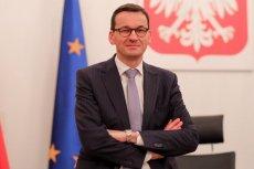 Na fejkowym koncie Mateusza Morawieckiego pojawiła się informacja, że wspiera on Wielką Orkiestrę Świątecznej Pomocy.