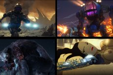 """""""Love, Death & Robots"""" będzie antologią z 18 animacjami"""