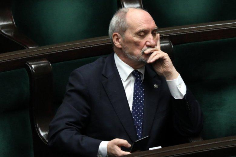 Antoni Macierewicz zdradził, ile do tej pory wydano na pracę podkomisji smoleńskiej.