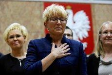 Sędzia Beata Morawiec, odwołana prezes Sądu Okręgowego w Krakowie czuje się zniesławiona przez resort sprawiedliwości