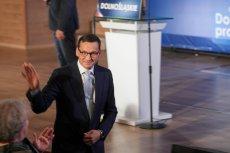 """Według tygodnika """"Wprost"""" - nie ma mowy o tym, aby Mateusz Morawiecki mógł kandydować z Wrocławia."""