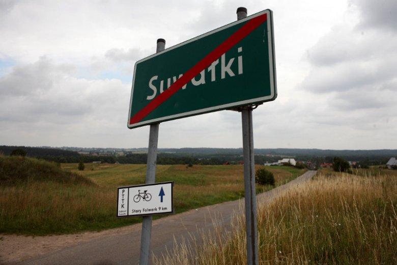 Koniec z błędnym określaniem Suwałk mianem polskiego bieguna zimna.